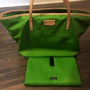 Kate Spade Diaper Shoulder Bag Tote